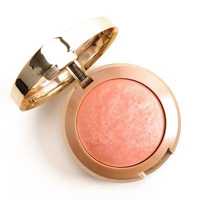 Merona dengan Menggunakan Milani Cosmetics Baked Blush Luminoso