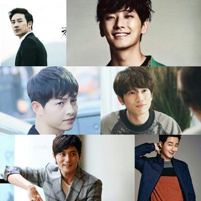 [FORUM] Tipe pria Korea kamu, lebih suka tipe oppa atau ahjussi?