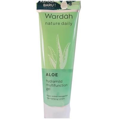 [ FORUM]  Sebenernya aloe Vera gel dari wardah itu bisa untuk wajah atau engga sih?