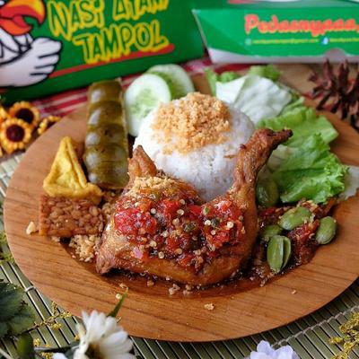 [FORUM] Review Nasi Ayam Tampol, Udah Pernah Cobain?