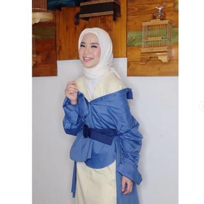 [FORUM] Gaya Hijab Chacha Fredericha yang nggak ngebosenin