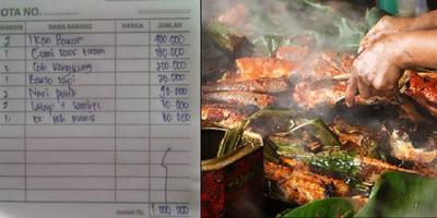 [FORUM] Menurutmu harga makanan di Jakarta mahal-mahal nggak?