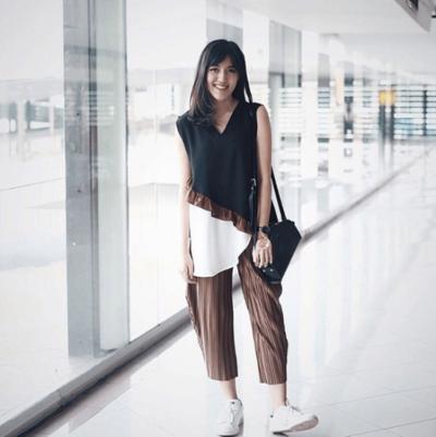 [FORUM] Artis Indonesia siapa yang gayanya menggambarkan kamu banget?