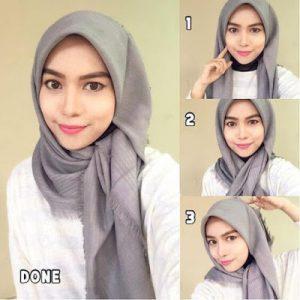 Pilih Bahan Hijab yang Tepat