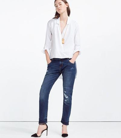 Inspirasi Pilihan Jeans Sesuai dengan Bentuk Tubuh