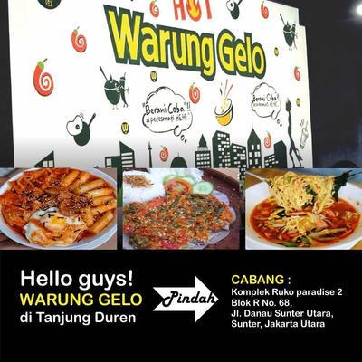 [FORUM] Ada yang pernah makan di Warung Gelo? Review Makanannya dong!
