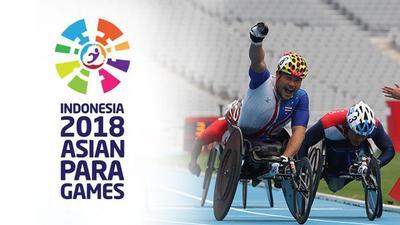 [FORUM] Terharu banget dengan perjuangan atlet Asian Para Games 2018