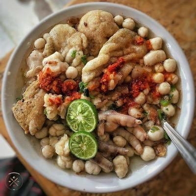[FORUM] Minta rekomendasi bakso aci yang enak di Jakarta dong!