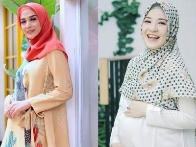 [FORUM] Fashion Seleb yang Tengah Berbadan Dua, Lebih Suka Natasha Rizki atau Nina Zatulini?