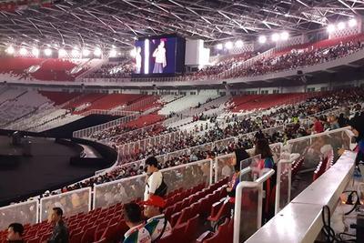 [FORUM] Banyak kursi kosong di Asian Para Games 2018, menurut kalian gimana?