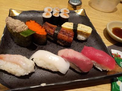 [FORUM] Biasanya menu apa yang kamu pesan saat makan di Sushi Tei?