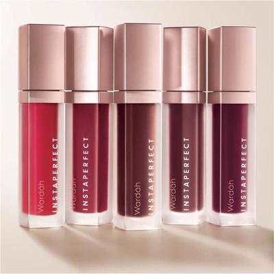 [FORUM] Lipstik Wardah Instaperfect harganya lebih mahal, tahan berapa lama sih kalau dipakai?
