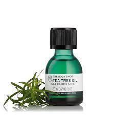 [FORUM] Ada yang cocok pakai tea tree oil dari The Body Shop?