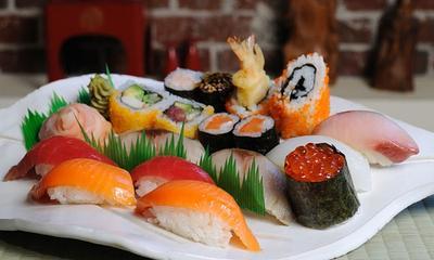 [FORUM] Tim makan sushi matang atau mentah?