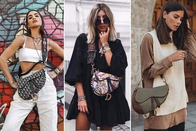 [FORUM] Saddle Bag Tas Dior Klasik yang Bikin Mupeng!