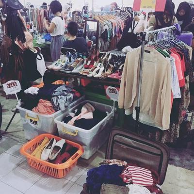 [FORUM] Share info garage sale dong say!