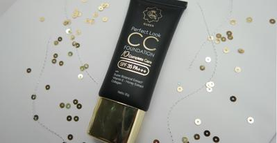 Viva Perfect Look CC Foundation 10 Complete Care SPF 35 PA+++, Produk Inovasi dari Viva Cosmetic