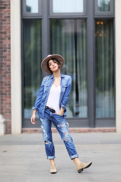 [FORUM] Apa bedanya denim dan jeans ya?