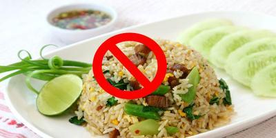 [FORUM] Ada yang nggak suka makan nasi?