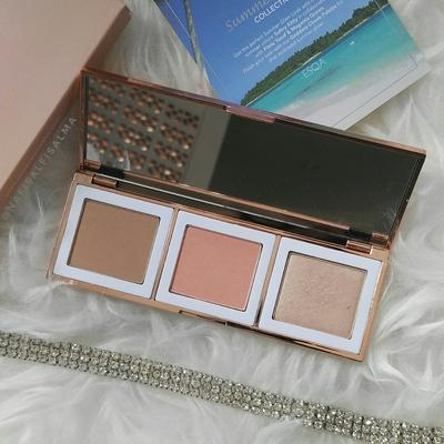 Dapatkan Effortless dan Naturally Flawless Makeup dengan ESQA The Goddess Face Palette!, Ladies!
