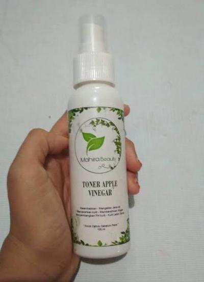 [FORUM] Toner Apple Vinegar dari Mahira Beauty, boleh digunakan tiap hari?