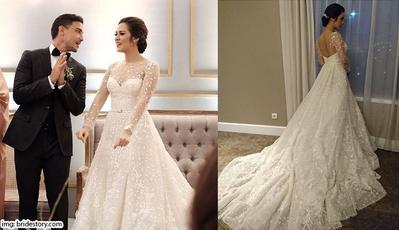 [FORUM] Ada saran rekomendasi tempat sewa gaun pernikahan yang murah dan bagus nggak?