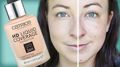 [FORUM] Minta review foundation HD liquid coverage dari Catrice dong say...