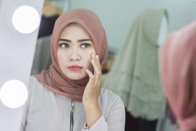[FORUM] Hijab bisa bikin jerawatan, emang bener?