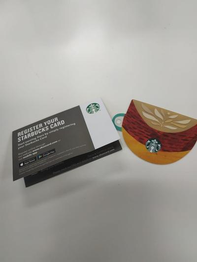 [FORUM] Yayy! dapet voucher Starbucks dari Forum Beautynesia!