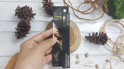 Purbasari Intense Color Liquid Liner, Eyeliner Liquid yang Cocok untuk Makeup Pemula