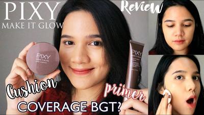 [FORUM] Sudah coba Pixy Make It Glow Beauty Skin Primer? Bikin hasil makeup cerah!