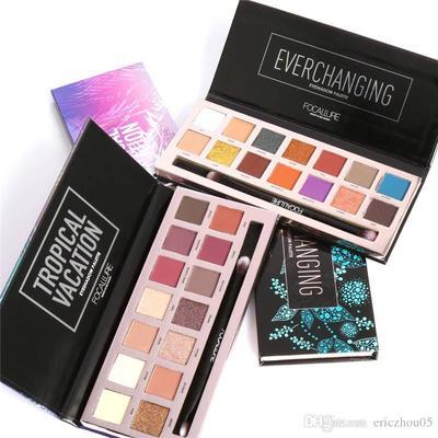 [FORUM] Dear eyeshadow Focallure yang bisa dipakai daily dan formal seri apa ya?