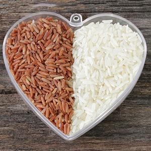 [FORUM] Nasi Merah vs Nasi Putih, Mana yang Lebih Disukai?