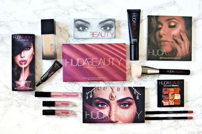 About Huda Beauty