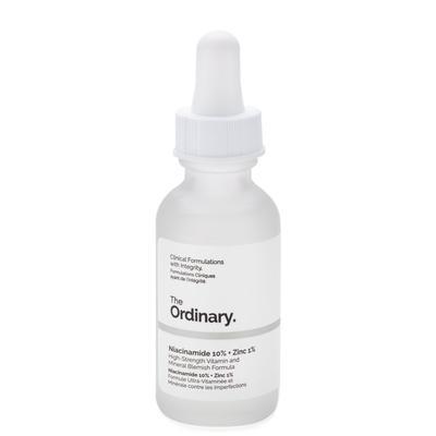 The Ordinary – Niacinamide 10% + Zinc 1%