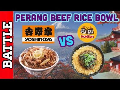 [FORUM] Yoshinoya vs Hokben, mana favorit kamu?