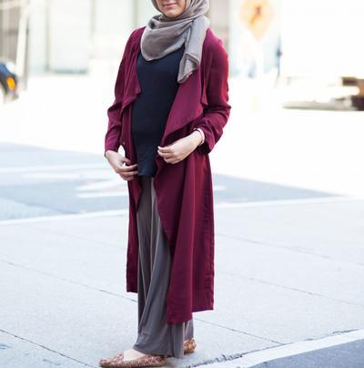 [FORUM] Kenapa hijabers kadang suka pakai baju dobel dobel ya?
