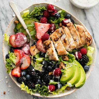 [FORUM] Kenapa ya harga salad mahal padahalnya sayur doang?