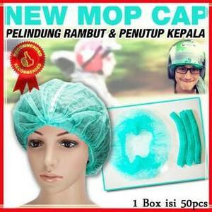 [FORUM] Dear, nurse hair cap/ pelindung kepala dari gojek ampuh ga sih di rambut?