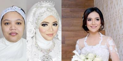 [FORUM] Kamu lebih suka lihat pengantin dengan makeup manglingi atau nggak??