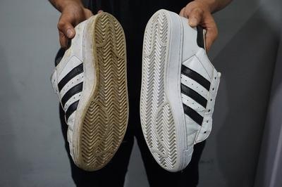 [FORUM] Baiknya sepatu sneakers dicuci berapa hari sekali sih?