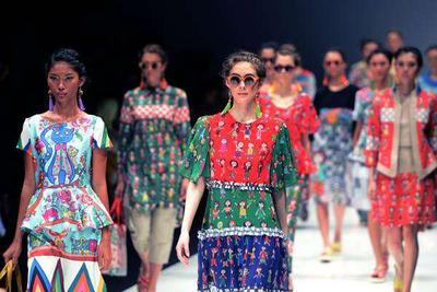 [FORUM] Apa cuma fashionista yang bisa nonton show Jakarta Fashion Week?