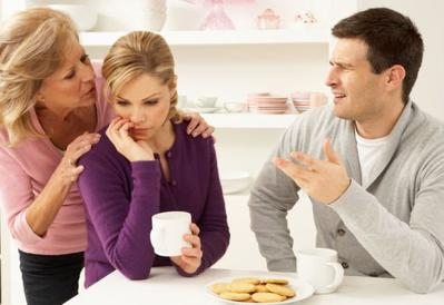[FORUM] Seandainya suami meminta kamu tinggal dengan ibunya, kamu siap gak?