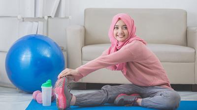 [FORUM] Setelah pakai hijab, masih nyaman gak olahraga di tempat umum?