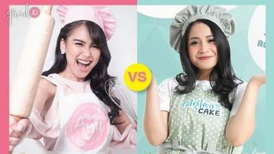 [FORUM] Mana yang enak, Kue Nagita Slavina vs Ayu Ting Ting?