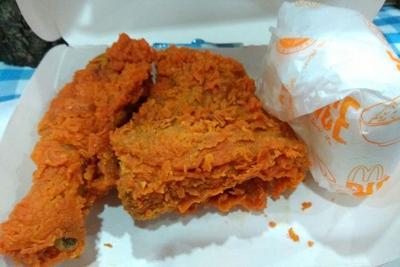 [FORUM] Makan ayam di McDonald's, pilih spicy atau crispy?