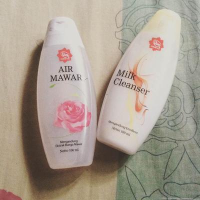 [FORUM] Masih ada yang bersihin wajah pakai produk Viva?