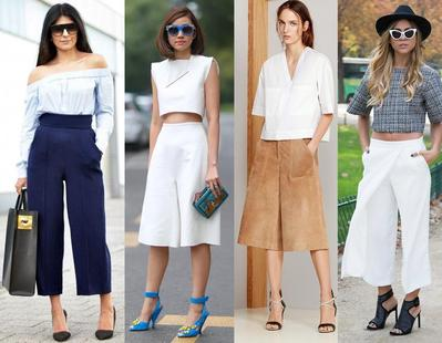 [FORUM] Celana kulot tuh cuma cocok dipakai sama wanita tinggi ya?