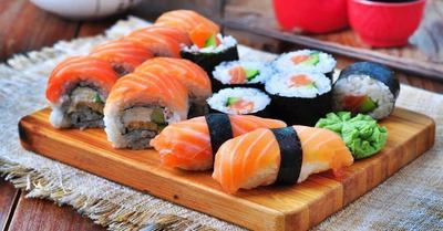 [FORUM] Menurut kamu, sushi mana yang lebih enak dari punya Sushi Tei?