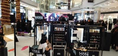 Make Over FAB Week, Kemeriahan Pekan Kecantikan Make Over